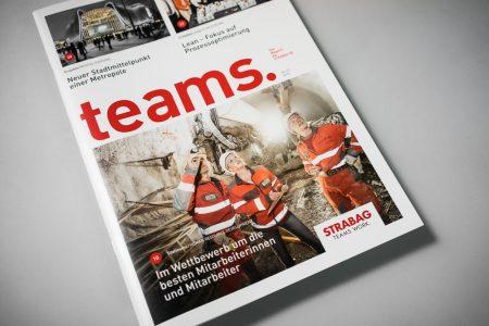 TEAMS_Das Magazin der Strabag SE