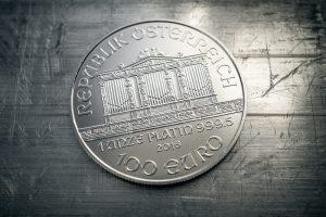 Münze Österreich_Philharmoniker Platin